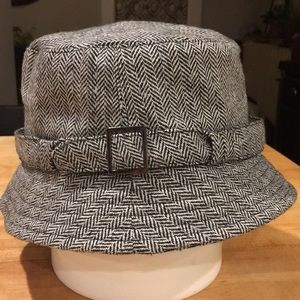 Wallaroo Tamworth tweed bucket hat